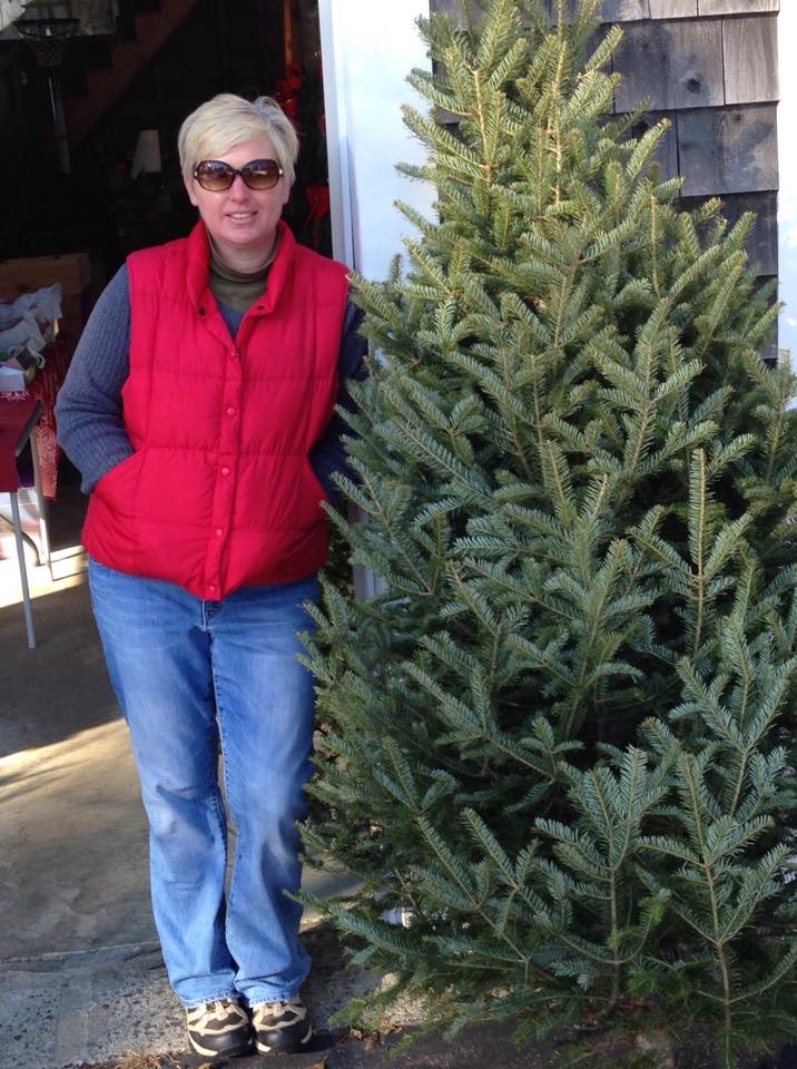 A Choose-and-Cut Christmas Tree Farm